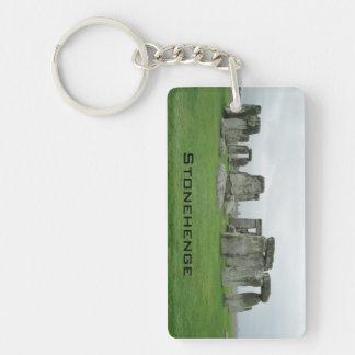 Keychain - Stonehenge キーホルダー