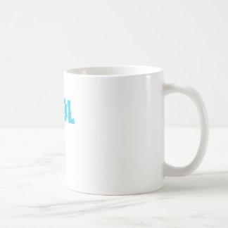 KFOLの子供ファンはの......私のMinifigをカスタマイズ コーヒーマグカップ