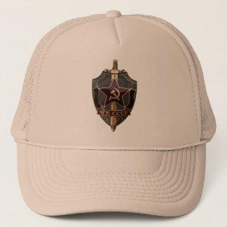KGBの盾 キャップ