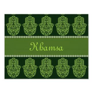 Khamsa*Hamsa カード