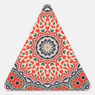 khayameya 三角形シール