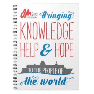 KHHの船のノート ノートブック