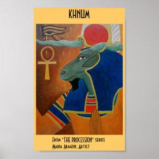 Khnum ポスター