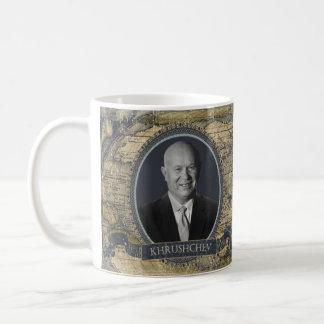 Khrushchevの歴史的マグ コーヒーマグカップ