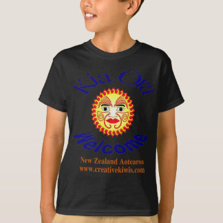 KIA Oraの歓迎 Tシャツ