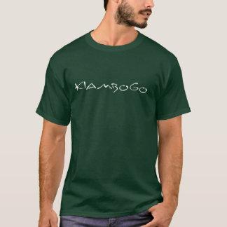 kiambogoの緑 tシャツ