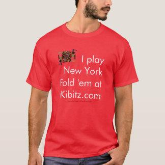 Kibitz.com Tシャツ