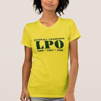 Kickballのチャンピオン、LPO、2006年* 20… -カスタマイズ Tシャツ