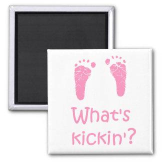 Kickinは何ですか。 磁石