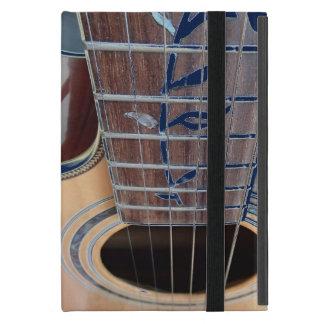 kickstandが付いているiPadの空気ギターの生命の樹 iPad Mini ケース