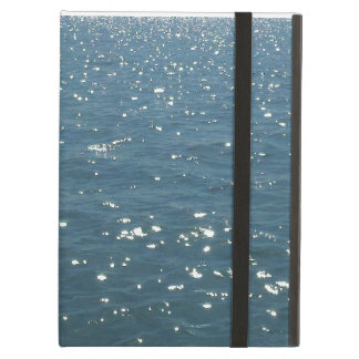kickstandとの開放水域のiPadの場合 iPad Airケース