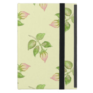 KickstandのPowis Ipadの小型場合、バラのつぼみ iPad Mini ケース