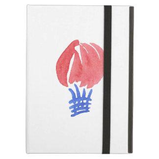 Kickstand無しの気球のiPadの空気箱 iPad Airケース
