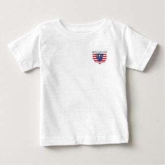 Kid XN7アメリカの大尉 ベビーTシャツ