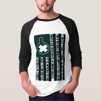 Kidd不道徳な国民のFlagg Tシャツ