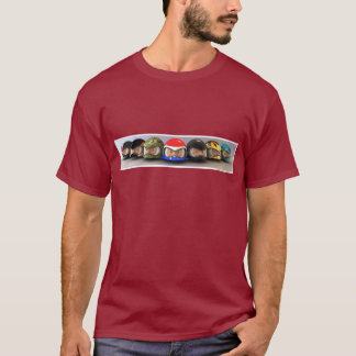 Kidderminster Tamiyaclub.comのイベントT Tシャツ