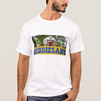 Kiddielandの気色悪いピエロ Tシャツ