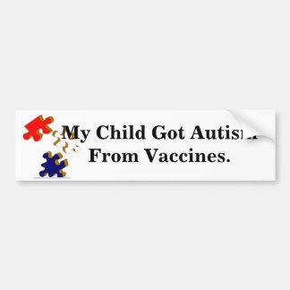 Kids-Toys-Puzzle_Pieces_1は、私の子供自閉症を…得ました バンパーステッカー