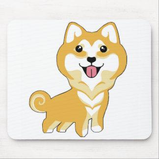 Kiki柴犬のマウスパッド マウスパッド