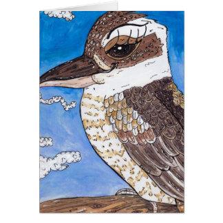 KiKi Kookaburra カード