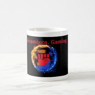 Kikicomixco。 賭博のマグ コーヒーマグカップ