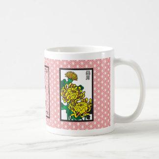 Kiku コーヒーマグカップ