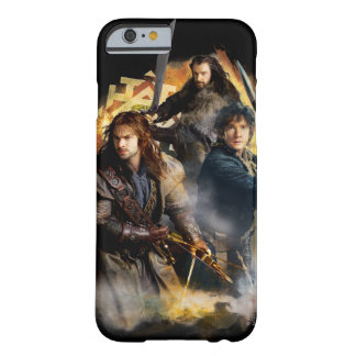 Kili、BAGGINS™、及びTHORIN OAKENSHIELD™のグラフィック Barely There iPhone 6 ケース