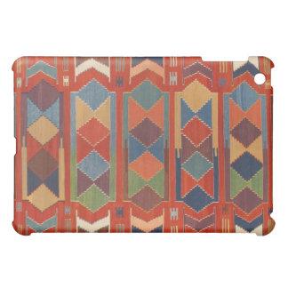 Kilimコンテンポラリーなトルコのパターン iPad Mini カバー