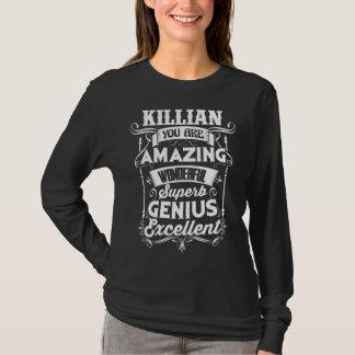 KILLIANのためのおもしろいなTシャツ Tシャツ