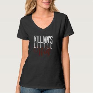 Killianの小さいオオカミのV首--DarkShirts Tシャツ