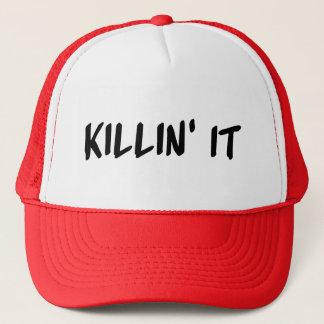 Killinそれトラック運転手の帽子 キャップ