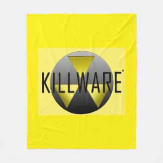 KillWare®の記録 フリースブランケット