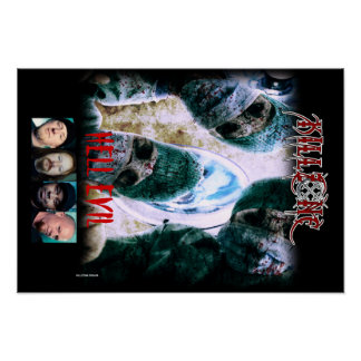 KILLZONEの地獄の悪ポスター ポスター