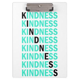 Kindness clipboard クリップボード