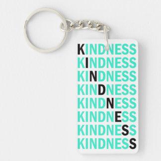 Kindness keychain キーホルダー