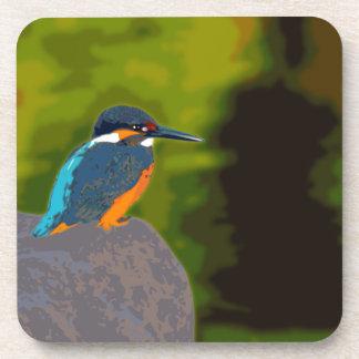 kingfisher コースター