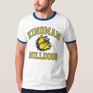 Kingmanのブルドッグ Tシャツ