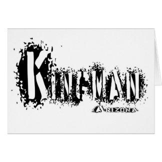 Kingmanアリゾナの黒 カード