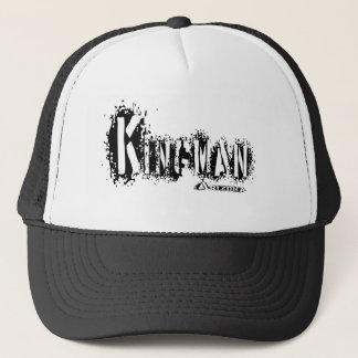 Kingmanアリゾナの黒 キャップ