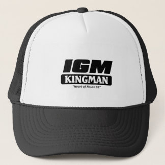 Kingman キャップ
