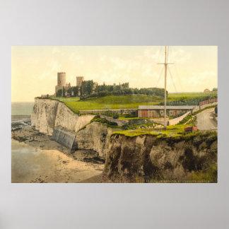 Kingsgate Castle (1900年)のヴィンテージのフォトプリント ポスター