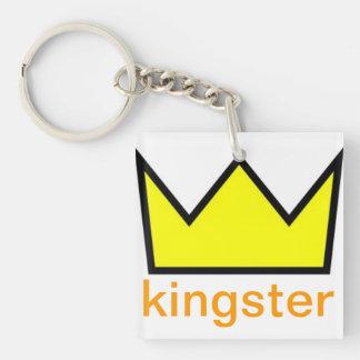 kingster キーホルダー