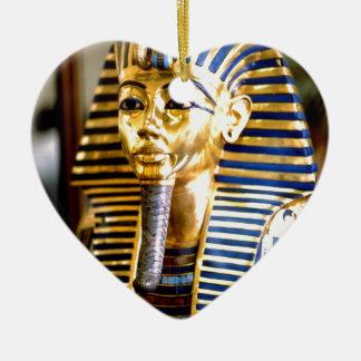 KingTutankamunエジプト セラミックオーナメント