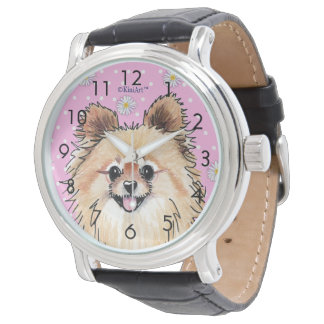 KiniArt Bella Pomの腕時計 腕時計