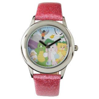 Kinzville公園の春のお祝い 腕時計