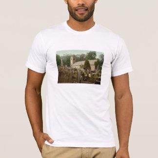 Kirk Braddan、ダグラスの人、イギリスの島 Tシャツ
