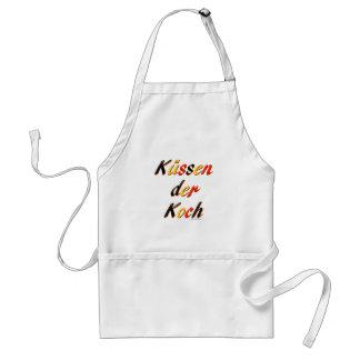 Kiss the Cook mug スタンダードエプロン