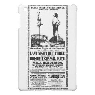 Kite氏のiPadの場合 iPad Miniケース