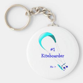 Kiteboarding Kitesurfingのギフト キーホルダー
