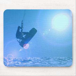Kitesurfingの空気マウスパッド マウスパッド